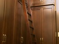 Klasszikus bútor Gardrób szekrény