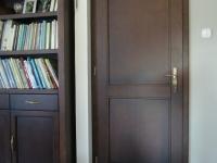 A bútorokhoz igazodó klasszikus ajtó