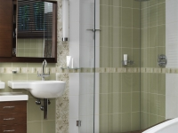 Dió egyedi fürdőszoba