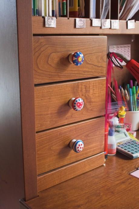 Gyerekíróasztal több funkciós