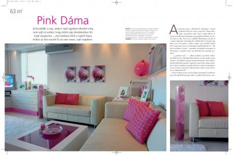 Pink dáma